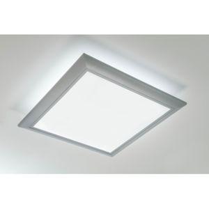 NASLI Gaudium Major OD 4 x 24 W odsazené stropní svítidlo stříbrné 0263