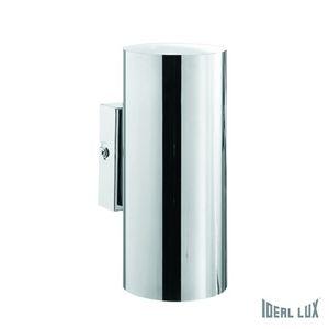 Ideal Lux HOT AP2 CROMO SVÍTIDLO NÁSTĚNNÉ 094182