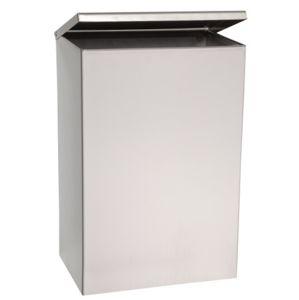 Odpadkový koš závěsný Bemeta 6 l nerez lesk 101915051