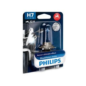 Philips CrystalVision Ultra Moto 12972CVUBW H7 PX26d 12V 55W