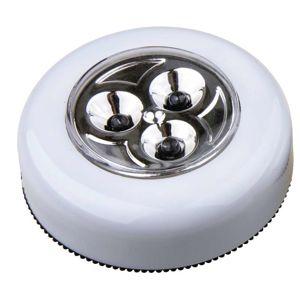 EMOS LED svítilna plastová, 3x LED, na 3x AAA 1440033100