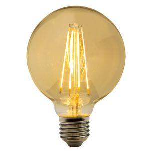 HEITRONIC LED Vintage Filament G95 4W E27 2200K 15003 Teplá bílá Čirá