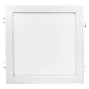 EMOS LED panel 300×300, vestavný bílý, 24W teplá bílá 1540212410