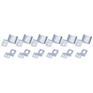 EMOS 6 háčků pro LED panel 120×30cm 1542009011