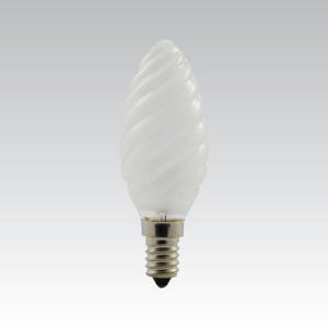 NBB AW 240V 25W E14 FROSTED 350002000