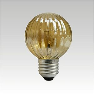 NBB ROYAL ROUND LAMP GOLD 40W E27 350092000