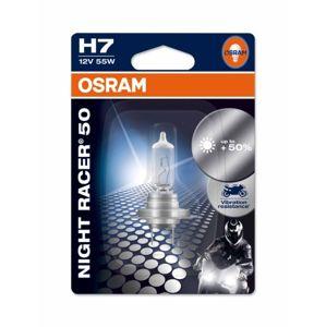 OSRAM H7 64210NR5-01B NIGHT RACER 50, 55W, 12V, PK26d blistr 4052899411326