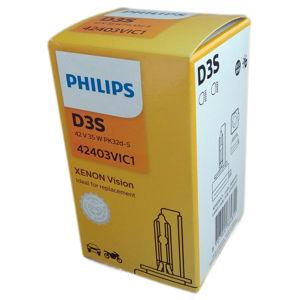Philips Xenon Vision 42403VIC1 D3S 35 W
