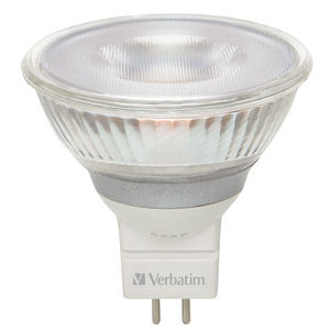 Verbatim LED LED Dichronic, MR16, GU5,3, 3,7W, 3000K, 250LM 52503