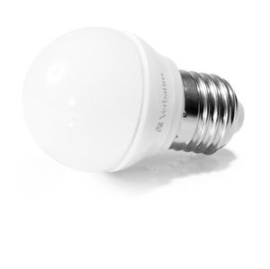 Verbatim LED Mini Globe E27 3.5W 2700K WW 250LM Frosted 52614