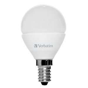 Verbatim LED Mini Globe E14 3.5W 2700K WW 250LM Frosted 52615