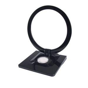 Solight digitální pokojová anténa, UHF, 45dB, LTE/4G filtr, černá HP26
