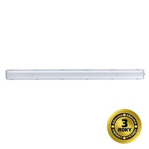 Solight LED osvětlení prachotěsné, IP65, 36W, 4200lm, 5000K, 123cm, Lifud, 3 roky záruka WPT-36W-001 Studená bílá