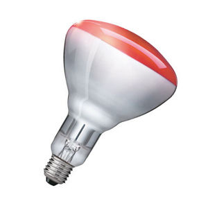 Philips BR125 IR 150W E27 230-250V Red