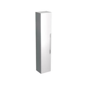 Koupelnová skříňka vysoká KOLO Traffic 36x180x29,5 cm bílá lesk 88419000