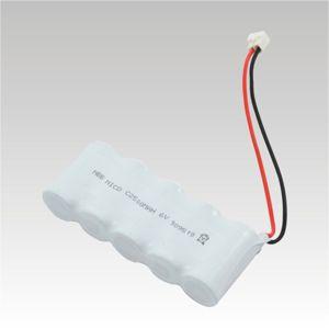 NBB NICD baterie 6V/2500mAh (EM 2500) 909524000
