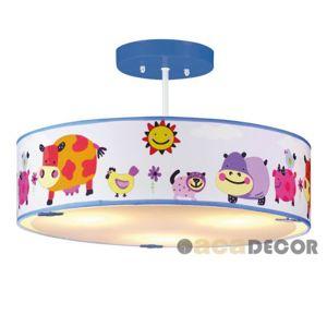 ACA Lighting Dětské stropní svítidlo MD90463