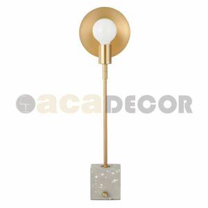ACA Lighting Avantgarde stolní svítidlo V362981BT
