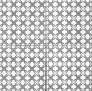 Dlažba Tonalite Aquarel grigio mizar 15X15 cm mat AQUMIZGR