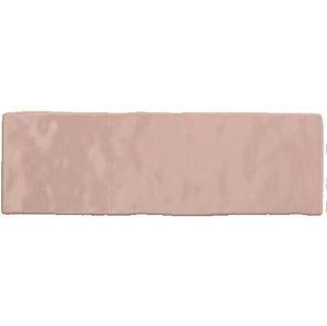 Obklad Equipe ARTISAN rose mallow 6,5x20 cm lesk ARTISAN24466