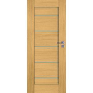 Interiérové dveře Naturel Aura levé 70 cm jilm AURAJ70L