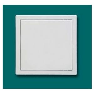 Dvířka lak.bílá - kov 25/25 B2525