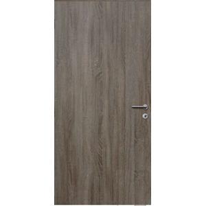 Protipožární dveře Naturel Technické levé 90 cm dub DPODA90L