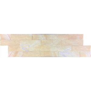 Obklad Mosavit Fachaleta quartz arena 15x55 cm mat FACHALETAQUAR
