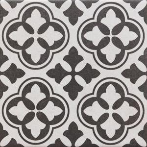Dekor Sintesi Flow classic 20x20 cm mat FLOW11800