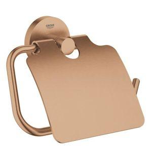 Držák toaletního papíru Grohe Essentials kartáčovaný Warm Sunset 40367DL1