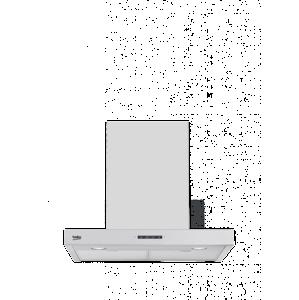 Komínová digestoř Beko 60 cm HCB61731BX