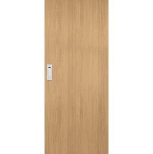 Interiérové dveře Naturel Ibiza posuvné 70 cm jilm posuvné IBIZAJ70PO