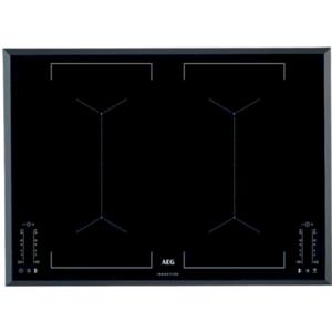 Indukční varná deska AEG černá IKE74451FB