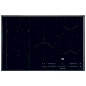 Indukční varná deska AEG černá IKE85471FB