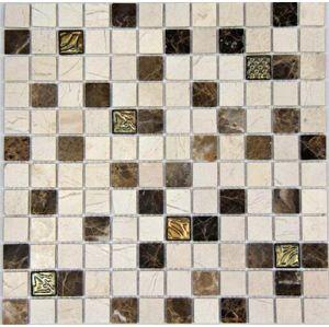 Keramická mozaika Impkimpi 30x30 cm mat / lesk IMPKIMPIPANDORAMIX