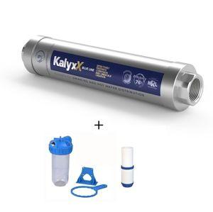 """Swiss Aqua Technologies - IPS KallyxX Blue line 1"""" + domácí filtr včetně vložky IPSKXBG1HF11010M"""