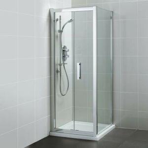 Boční zástěna ke sprchovým dveřím 90x190 cm Ideal Standard Synergy chrom lesklý L6401EO