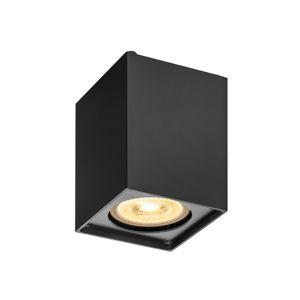 BIG WHITE ALTRA DICE CL vnitřní nástěnné a stropní nástavbové svítidlo, QPAR51, černá 1002216