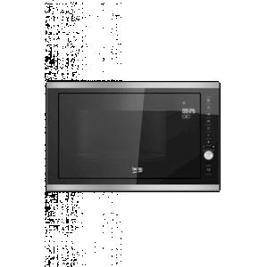 Vestavná mikrovlnná trouba Beko černá MCB25433X
