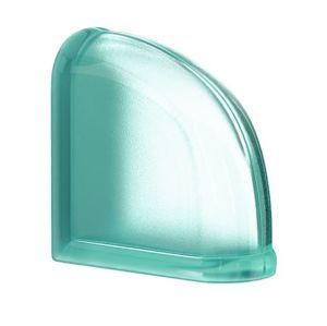 Luxfera Glassblocks MiniGlass mátová 15x15x8 cm sklo MGSCEMIN