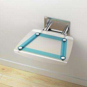 Sprchové sedátko Ravak Ovo B modrá B8F0000031