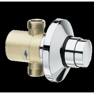 SILFRA pisoárový podomítkový ventil QK110