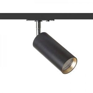 RENDL MAVRO DIMM pro jednookr. lištu černá/zlatá 230V LED 12W 38° 3000K R13163