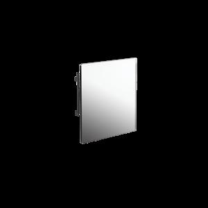 Nastavitelné zrcátko pro Swiss Aqua Technologies Walk-in, černá, SATWIDOPLZRCC