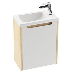 Koupelnová skříňka pod umyvadlo Ravak Classic 40x22 cm bříza X000000417