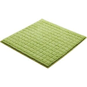 Koupelnová předložka Grund Emily 55x55 cm zelená SIKODGEMI556