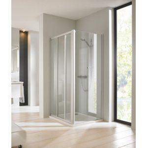 Sprchové dveře 80x190 cm Huppe Next chrom lesklý SIKONEXTD380STE100
