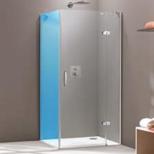 Sprchové dveře 80x190 cm pravá Huppe Strike chrom lesklý SIKOSTRIKE80PST100