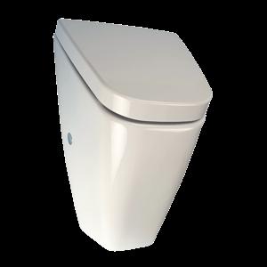 Pisoár elektronický Sanela zadní odpad 01375