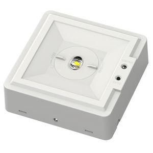 Ecolite Nouzové SMD sv.,2,8W,Ni-Cd,3 hod,5000K,IP20,úzký rozpt. TL8011LX-LED Studená bílá